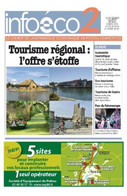 Une IE2 Tourisme 2014
