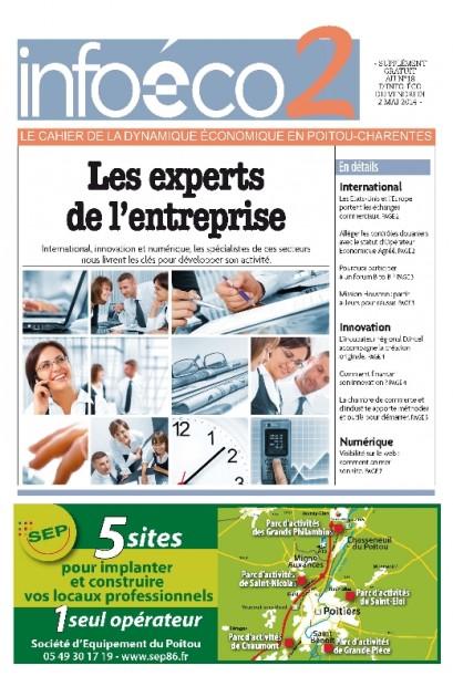 Une IE2 Experts entreprises