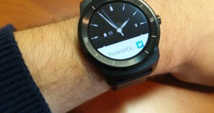 montre lg G watch r
