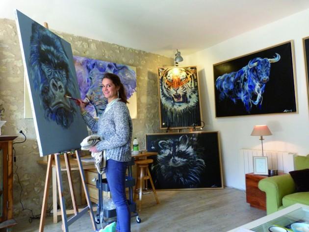 Louise atelier
