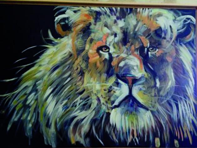 groux lion