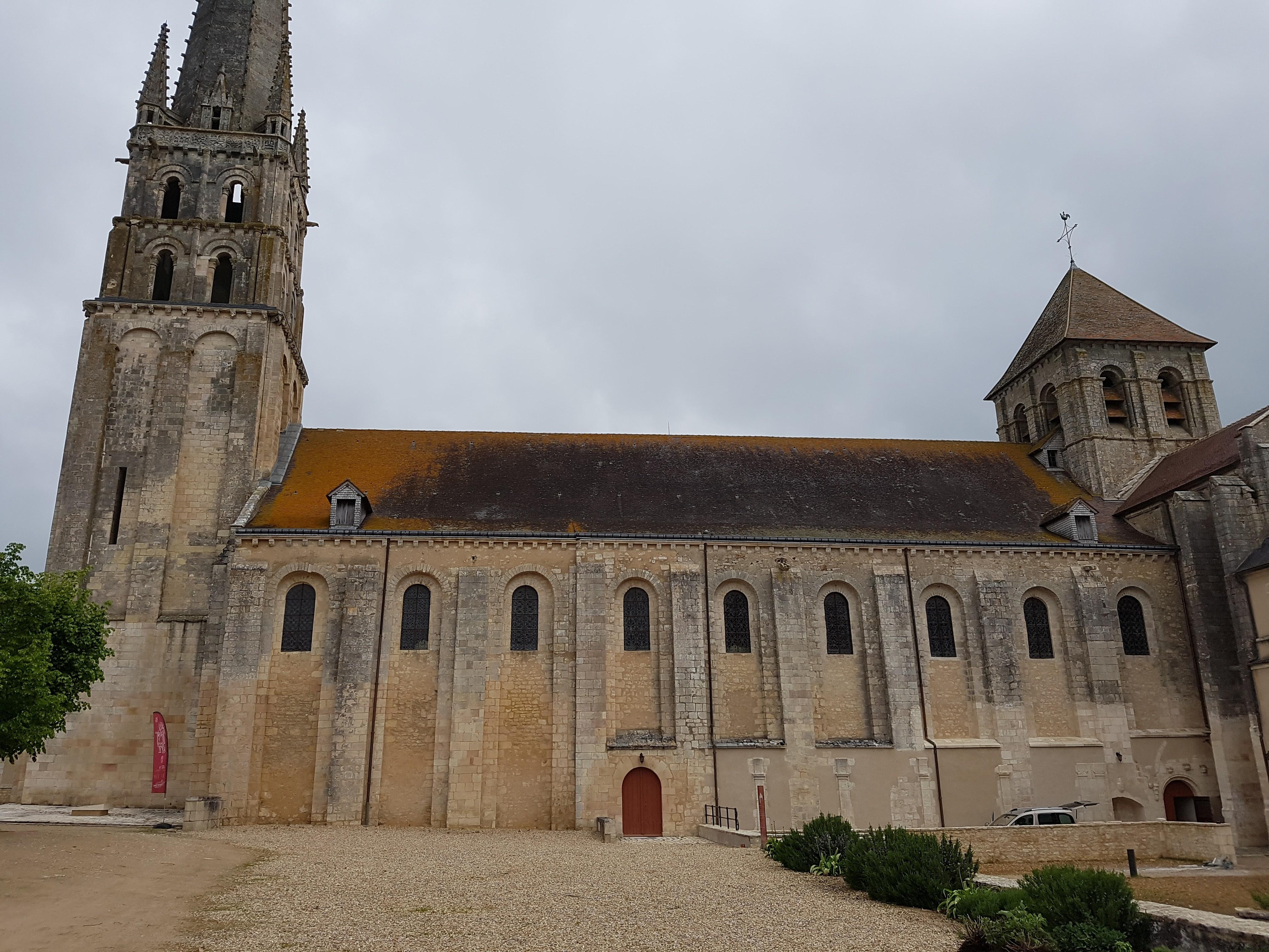 saint-savin abbaye