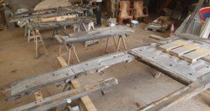 métiers bois