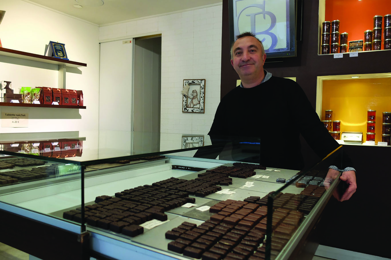 chocolaterie benoit