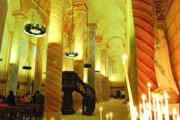 abbaye saint savin