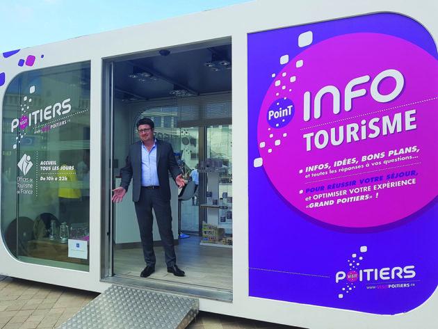 tourisme poitiers