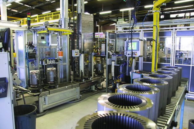 industrie charente