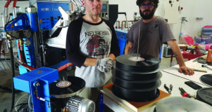 vinyl records makers