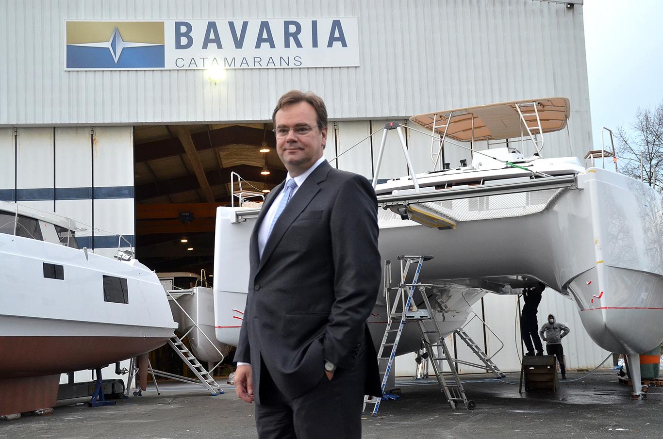 bavaria catamarans