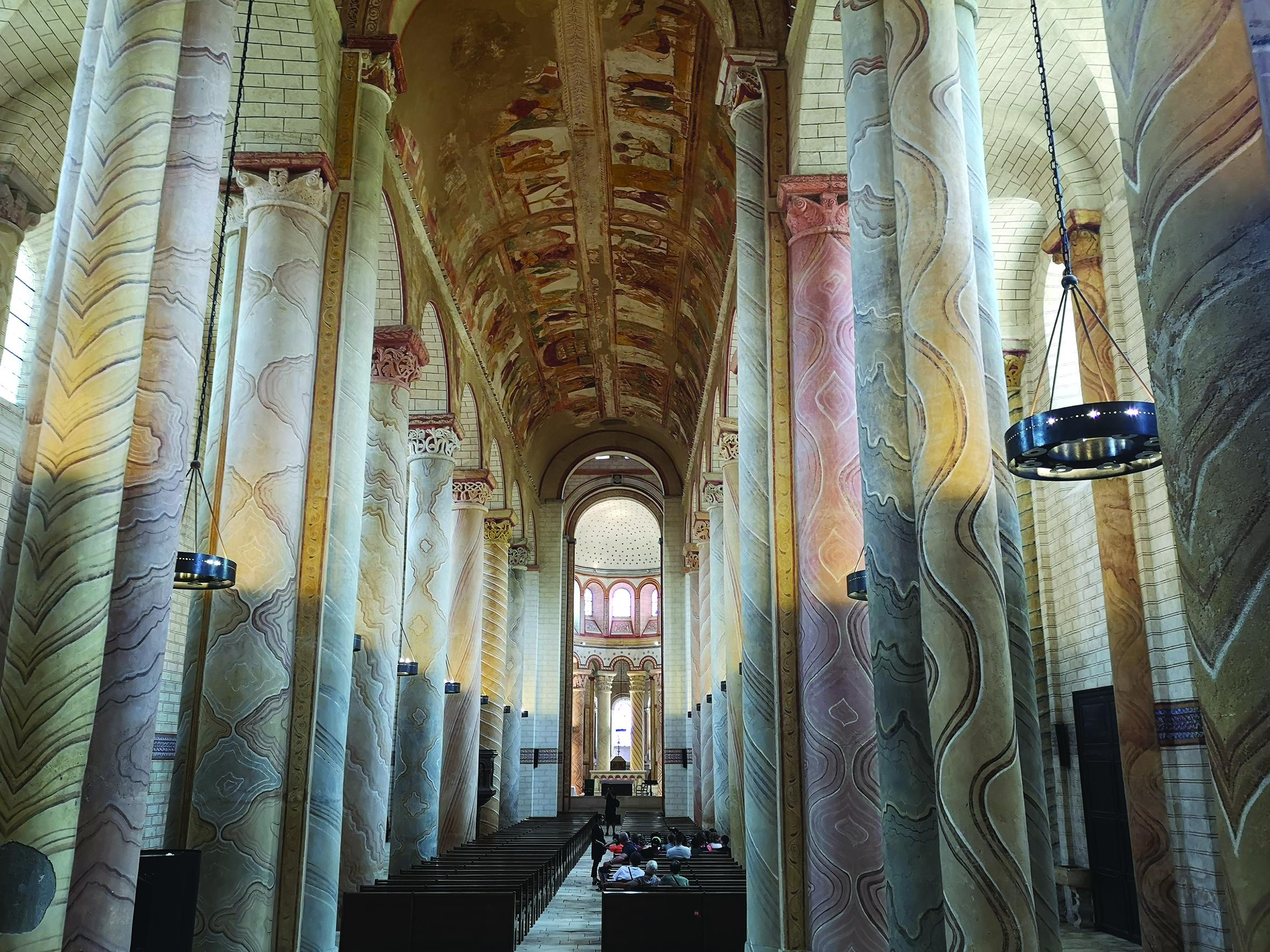 abbaye saint-savin