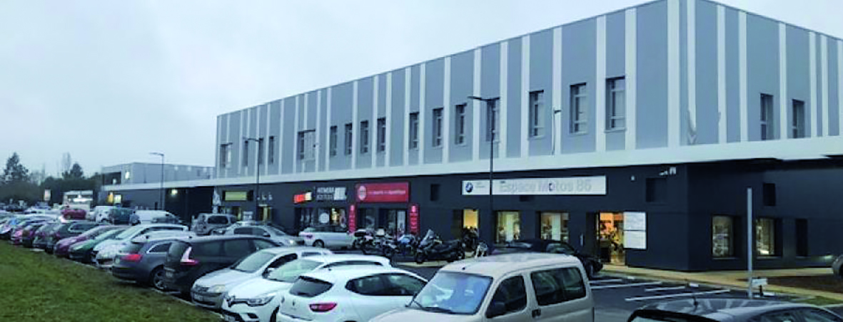 immobilier entreprise poitiers