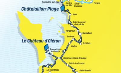 charente-maritime tour france vélo